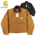 カーハート デトロイト ジャケット CARHARTT Duck Detroit Jacket Blanket Lined J001 メンズ ジャケット アウター/ CHT10