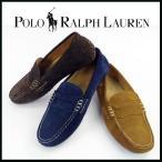 ラルフローレン ドライビングシューズ 靴 ポロ POLO RALPH LAUREN WES スエード スリッポン ローファー/rl831
