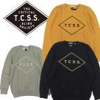 TCSS スウェット ティーシーエスエス トレーナー  STANDARD CREW  メンズ トップス /TCSS29