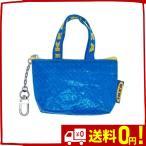 IKEA バッグ Sサイズ ミニ KNOLIG 財布 ポーチ ブルー 40428774 イケア