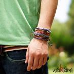 福山雅治さん着用 ワカミ ブレスレット 公式ストア wakami Earth Bracelet アースブレスレット7ストランド