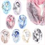 【メール便送料無料商品】 スカーフ ストール マフラー ファッション小物 柄もの