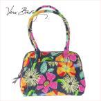 vera bradley ヴェラブラッドリー ベラブラッドリー Zip Around Handbag ジップアラウンド Jazzy Blooms キルト バッグ アウトレット