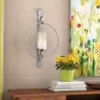 メタル製 トール アンティーク 壁掛けキャンドルホルダー 灯燭台 蝋燭立て ろうそく ロウソク