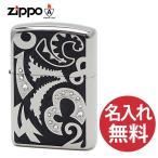 zippo ジッポ ジッポー アーマーニューダイアル ブラック CRZ-BK ラインストーン アーマーケース
