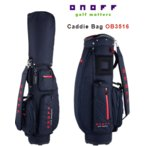 【ネームプレート刻印サービス・送料無料】2015年モデル ONOFF OB3516 Caddie Bag(オノフ キャディバッグ 8.5型 47インチ対応)