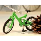 自転車 マウンテンバイク MTB 自転車模型 mtb ミニバイク インテリア 置物 ドールハウス ミニチュア バイシクル 自転車モチーフ雑貨