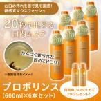プロポリンス マウスウォッシュ 送料無料 洗口 洗口液 口内環境 改善 口臭予防 オールルケア 低刺激 プロポリンス レギュラー6本セット+150ml 2本おまけ