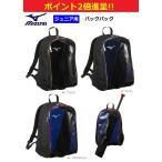 MIZUNO ミズノ 野球/ソフトボール用 少年用デイバック リュック 1FJD0025