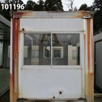 101196 中古 格安現状販売 6.3m ユニットハウス プレハブ 事務所 休憩室
