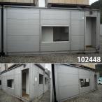 102448 中古 格安現状販売 5.7m 単棟 ユニットハウス コンテナ プレハブ 倉庫 物置 小屋 DIY