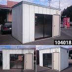 104018 中古 格安現状販売 3.5m ユニットハウス プレハブ 倉庫 コンテナハウス