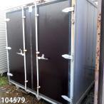104579 中古 格安現状販売 サイコロコンテナ ユニットハウス プレハブ 倉庫 物置 小屋 DIY