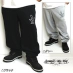 スウェットパンツ POPハンドサイン B系 ファッション/HIPHOP/ストリート系 スエット ダンス 衣装 LOCOANGELES