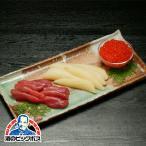 ギフト 産地直送 KMJ いくら イクラ 明太子 数の子 ギフト gift 送料無料 豪華北海魚卵3点セット E910111