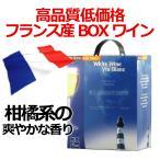 テール エ ソレイユ ブラン 3000ml(3L) フランスボックスBOXワイン
