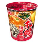 酒のビッグボスで買える「カップ麺 飲み干す一杯 札幌 海老味噌ラーメン×1個 エースコック」の画像です。価格は126円になります。