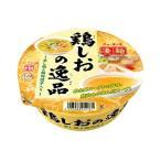 ニュータッチ 凄麺 鶏しおの逸品 110g×1ケース(12個)(012)