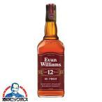 洋酒 ウイスキー バーボン エヴァンウィリアムス 12年