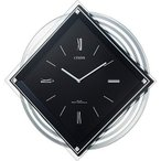 CITIZEN シチズン リズム時計 クロック 電波掛け時計 パルミューズスターF 4MX403-N02