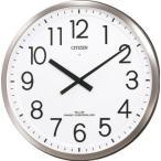 CITIZEN シチズン リズム時計 クロック 電波掛け時計 パルフィスF 4MY660-N19
