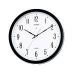 CITIZEN シチズン リズム時計 クロック 掛け時計 強化防滴・防塵型 耐食用油 ネムリーナM691 4MY691-019 (現行4MY691-N19)