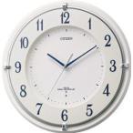 CITIZEN シチズン リズム時計 クロック 電波掛け時計 ミレディM486 8MY486-003