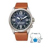 CITIZEN PRO MASTER シチズン プロマスター エコドライブ 電波時計 限定モデル モンベルコラボ メンズ腕時計 CB0171-11L