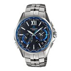 国内正規品 CASIO OCEANUS MANTA カシオ オシアナス マンタ メンズ腕時計 OCW-S3400-1AJF