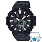 【正規品】 CASIO PRO TREK カシオ プロトレック 電波ソーラー メンズ腕時計 PRW-7000FC-1JF