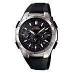 【特価】国内正規品 CASIO WAVE CEPTOR カシオ ウェーブセプター 電波ソーラー メンズ腕時計 WVQ-M410-1AJF