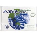 水に流せるペーパー8W(地球柄) 00000016...