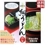 送料無料 細うどん (茶粉末入り) HOS-10