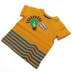 フェンディ FENDI ベビーTシャツ ベビー服 BMI060 ST8 F0EU5 オレンジ系