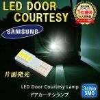 T10 LEDバルブ 3W 側面発光 ドアカーテシ バニティ ランプ プリウス 30 プリウスα アルファード ヴェルファイア エスティマ ランドクル