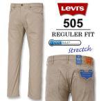 大きいサイズ メンズ Levi's 505(TM)レギュラーフィットCOOLパンツ W38 W40 W42