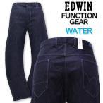 大きいサイズ メンズ EDWIN エドウィン FUNCTION WATE