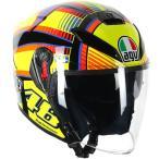 AGV K-5 JET SOLELUNAオープンフェイスヘルメット