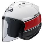 Arai ヘルメット バイク  SZ-RAM4 STRIPEジェット ヘルメット バイク