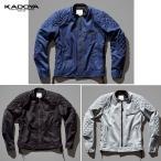K'S PRODUCT:ケーズプロダクト  メッシュライダース  VLM-3    [KADOYA/カドヤ]   6242  バイクウェア メンズ ライディングジャケット