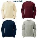 mont-bell : モンベル  コットン スウェット メンズ レディース 男女兼用
