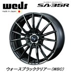 Yahoo!ビッグラン市毛ストア新商品 Weds Sport SA-35R ウェッズスポーツ sa-35r [WBC 8.5J-18 5H100/114.3] お得な4本SET 送料無料 ※代金引換不可