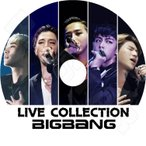 K-POP DVD BIGBANG LIVE COLLECTION BIGBANG ビッグバンDVD