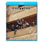 Blu-ray/EXO BEST COLLECTION★Obsession/エクソ ブルーレイ KPOP DVD/メール便は2枚まで