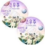 K-POP DVD 2021 SOWOOZOO DAY1 2枚SET 日本語字幕あり 防弾少年団 バンタン KPOP DVD