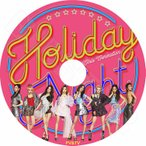 K-POP DVD/少女時代 2017 PV&TV セレクト★Holiday All Night/少女時代 GIRLS GENERATION KPOP DVD/