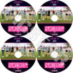 K-POP DVD/IZONE IZ*ONE CHU/4枚SET★日本語字幕あり/