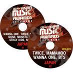 K-POP DVD/2018 MAMA in JAPAN/2枚SET/2018.12.12★BTS TWICE WANNAONE IZONE 他/LIVE コンサート/KPOP DVD