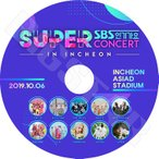 K-POP DVD/2019 SUPER CONCERT in INCHEON (2019.10.06)/LIVE コンサート KPOP DVD
