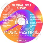 K-POP DVD/2019 SEOUL MUSIC FESTIVAL/2019.10.06★X1 GFRIEND THE BOYZ 他/LIVE コンサート KPOP DVD